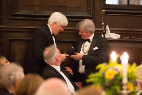 MD of Two Sides UK awarded Paper Industry Gold Medal