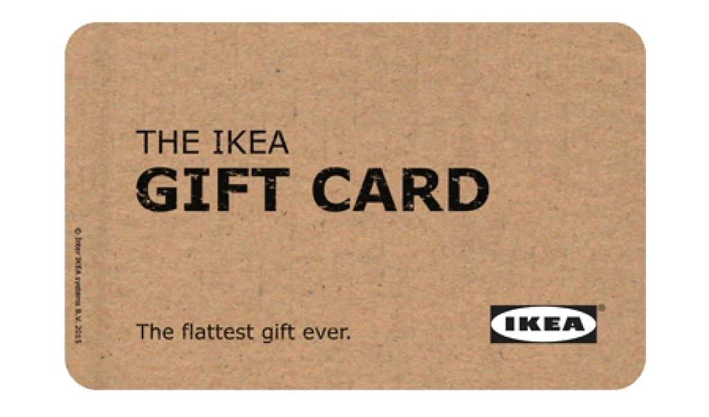 ikea is replacing plastic with paperboard in its gift cards two sides australia. Black Bedroom Furniture Sets. Home Design Ideas