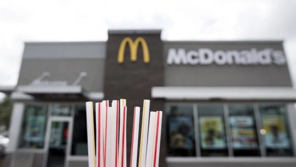 McDonald's Australia To Phase Out Plastic Straws As Opposition To Them Grows