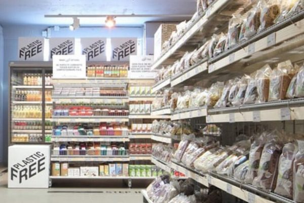 First Plastic-Free Aisle