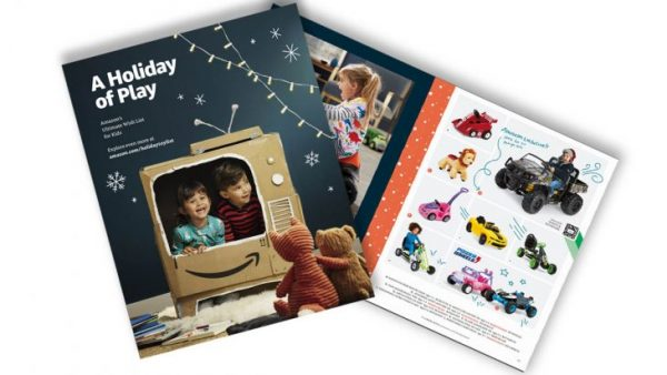 Catalogue Model – Amazon Release Their First Ever Printed Catalogue